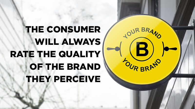 Why consumers value quality branding and can ensure their loyalty over time