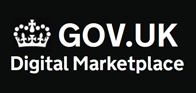 Gov. UK digital marketplace supplier